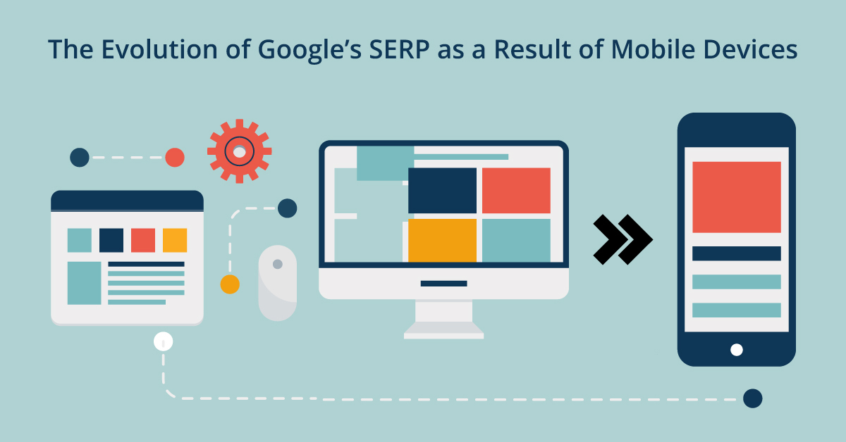 The Evolution of Google's SERP